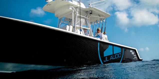 Boat jl audio
